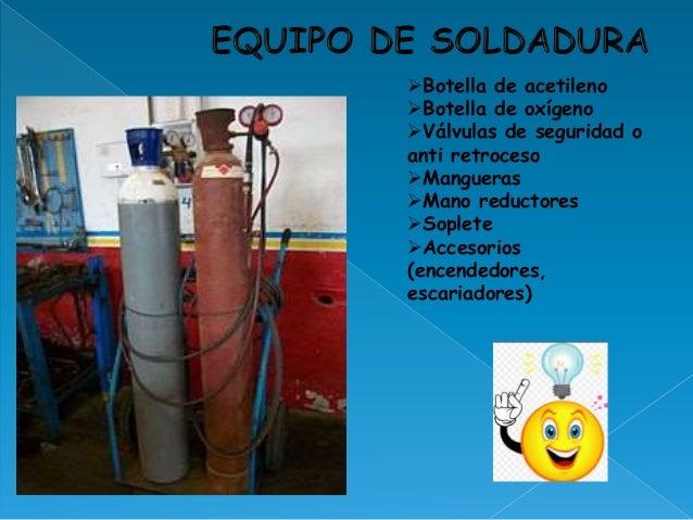 Soldadura oxiacetilenica for Que es soldadura