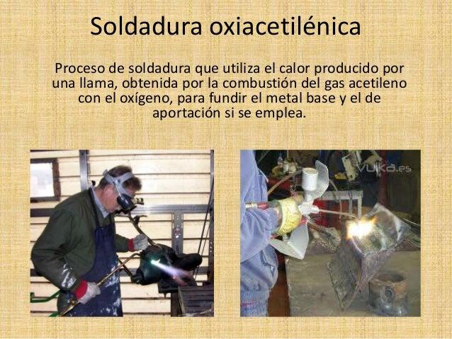 Soldadura oxiacetil nica for Que es soldadura