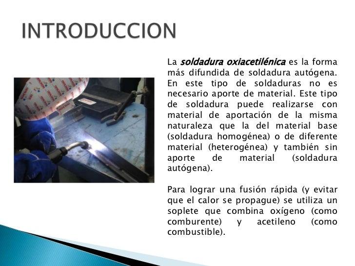 Soldadura y corte oxiacetilenico Slide 2