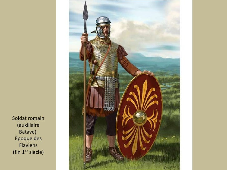 SOLDAT ROMAIN  N°15