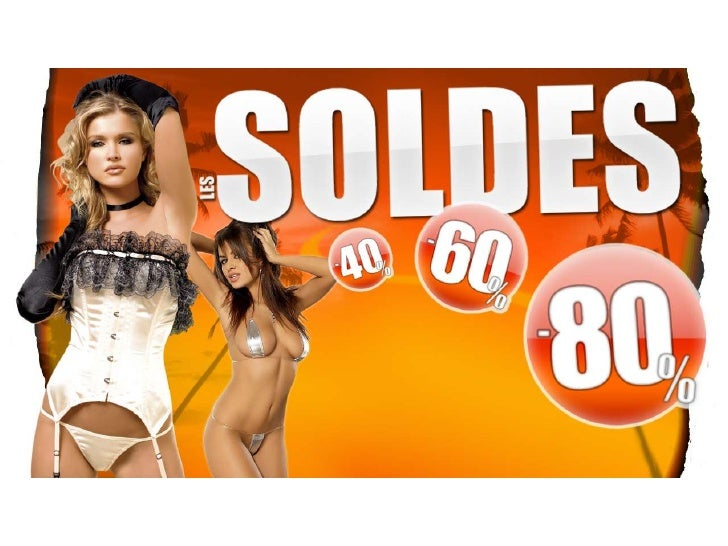 Soldes Lingerie Sexy
