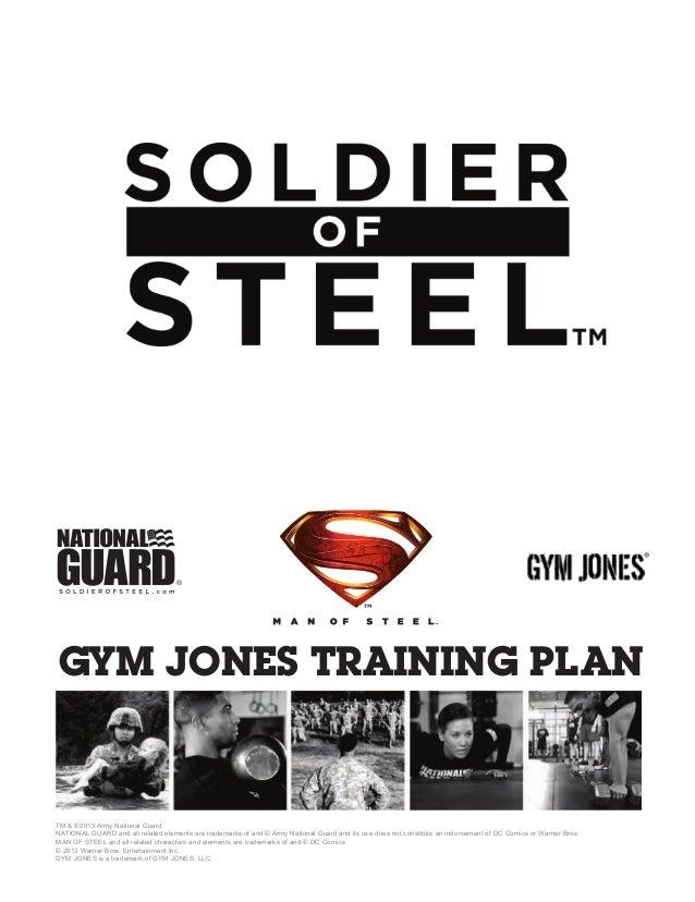 Soldier Of Steel Training Plan Pdf
