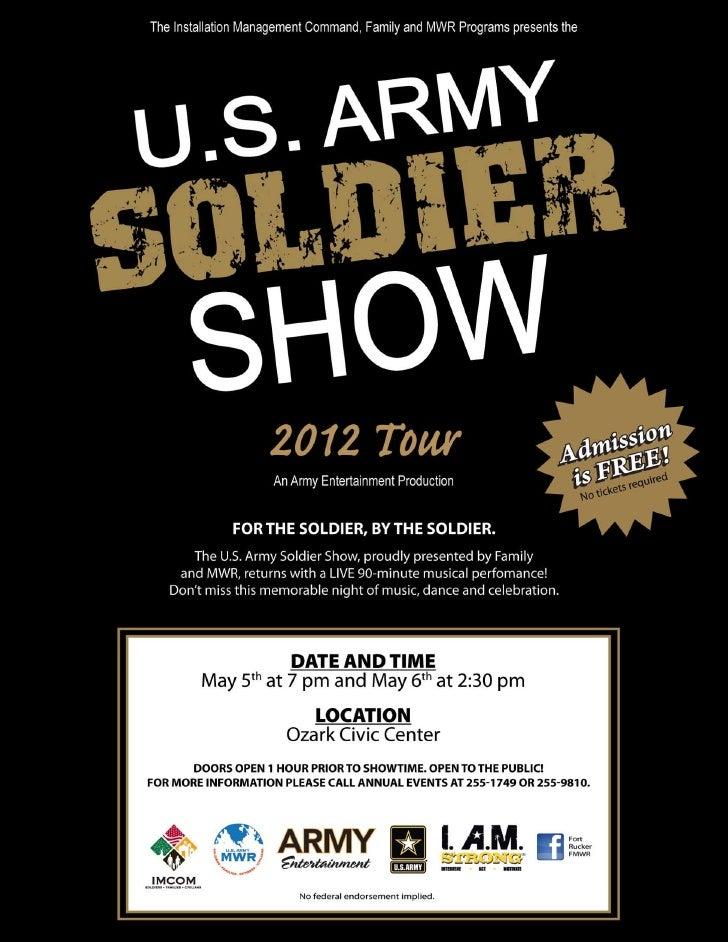 Soldier show-2012