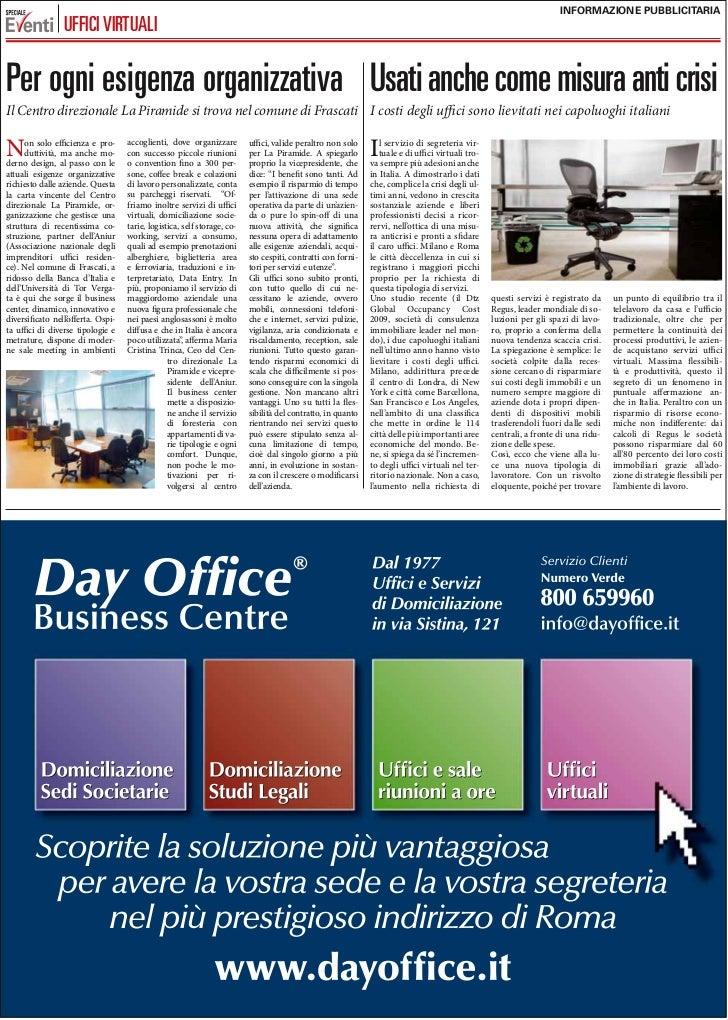 Uffici virtuali 28 images sole 24 ore roma uffici for Uffici arredati roma in affitto