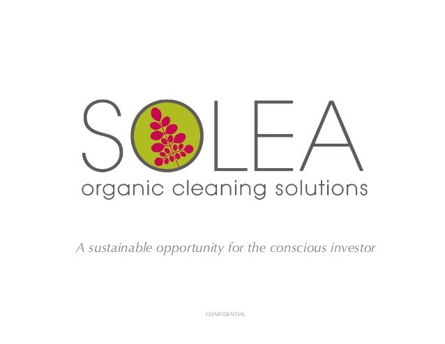 Solea organic cleaning solutions for Patio cleaning solution