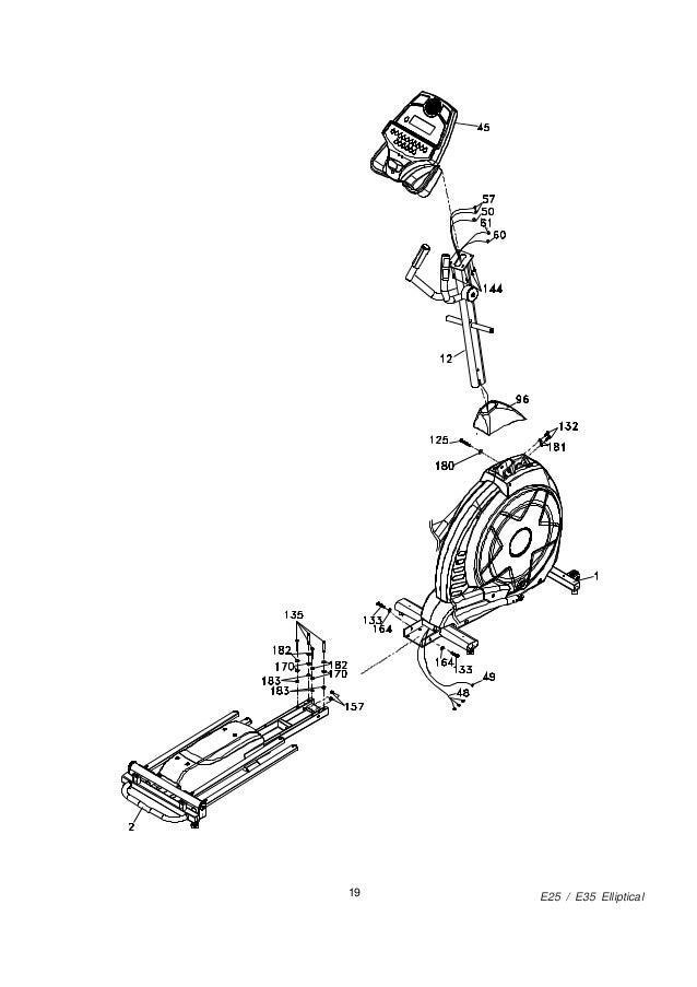 Sole E35 Elliptical Trainer Installation Guide
