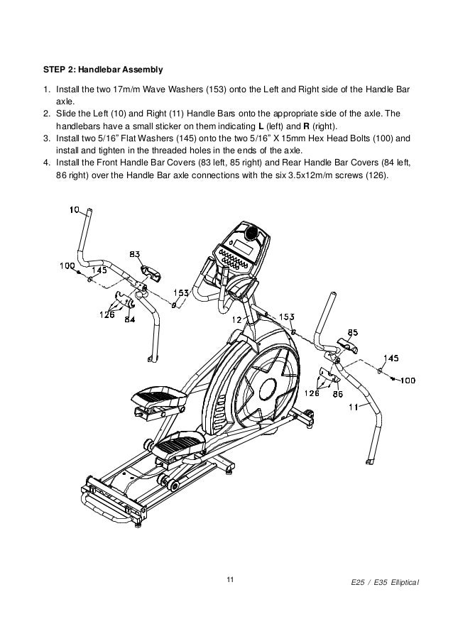 sole e35 elliptical trainer installation guide Quick summary as the most compact sole elliptical, the new sole e55 measures about 6-feet long x 2-feet wide some elliptical trainers can be set at an incline to increase difficulty and burn more calories sole e35 sole e25.