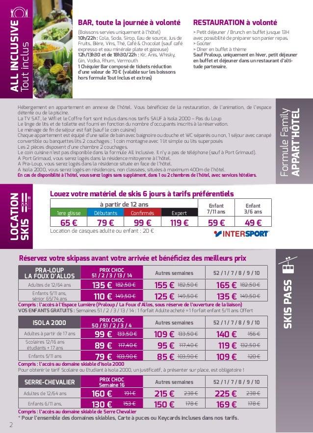 Brochure Hiver  U00e9t U00e9 2014