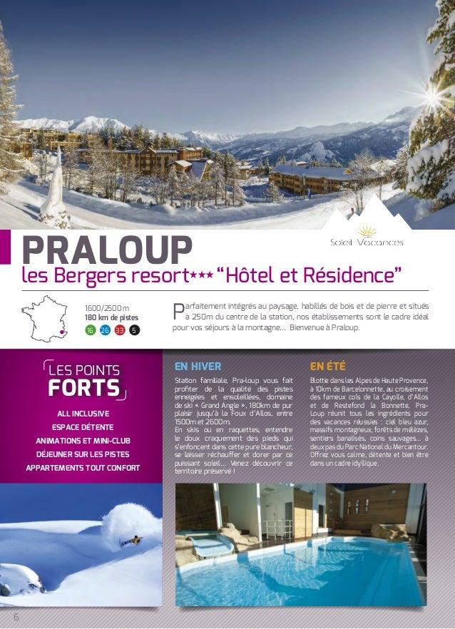 brochure hiver t 2014 2015 soleilvacances. Black Bedroom Furniture Sets. Home Design Ideas