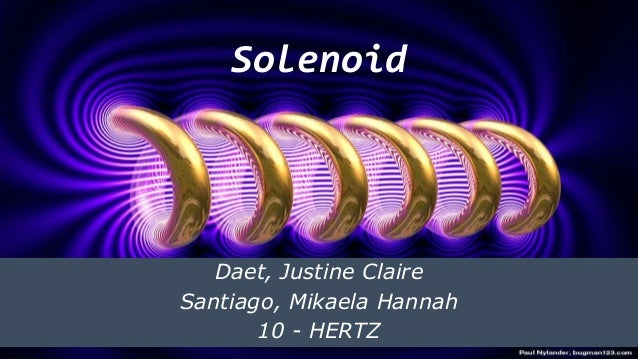 Solenoid Daet, Justine Claire Santiago, Mikaela Hannah 10 - HERTZ