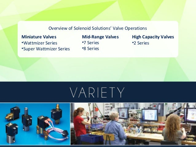 • Solenoid Solutions is committed to providing products that exceed  customer expectations. As one of the early manufactur...