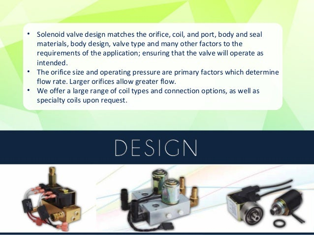 • Solenoid Solutions offers design engineering, assembly and build out  services, and an array of purchasing and inventory...