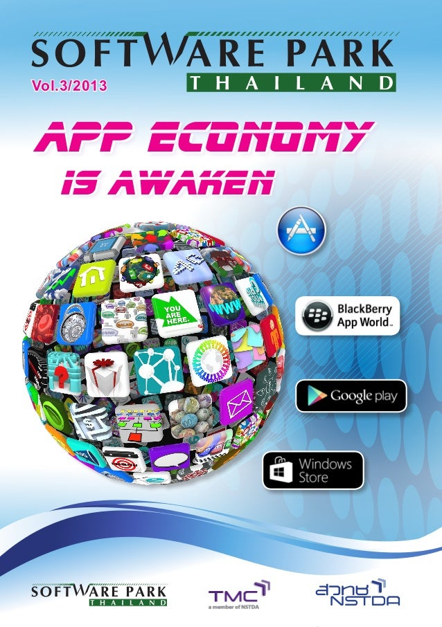 Vol.3/2013  APP ECONOMY IS AWAKEN  1