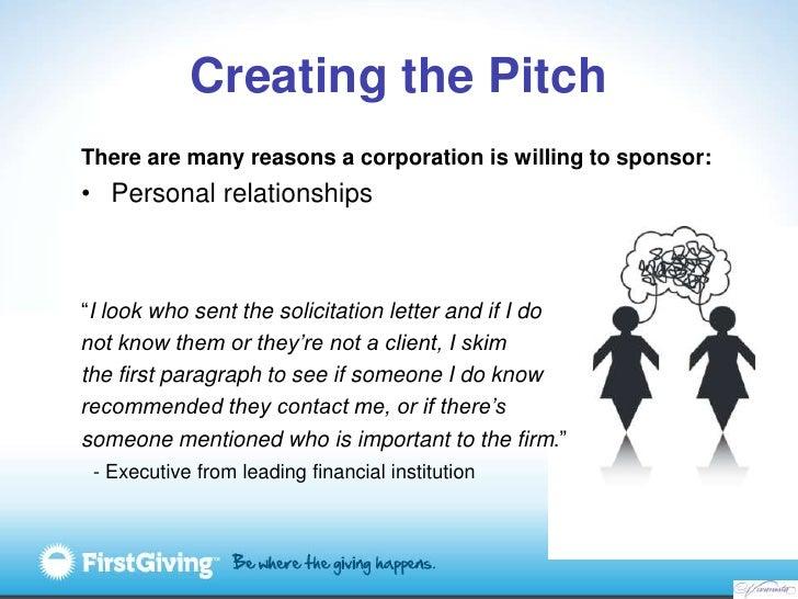 corporate sponsorship letter - Heart.impulsar.co