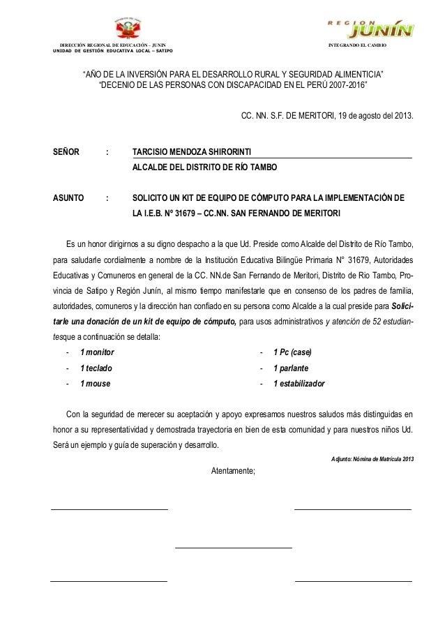 Carta Para Solicitar Prestamo De Una Cancha De Futbol