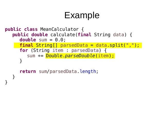 SOLID Java Code