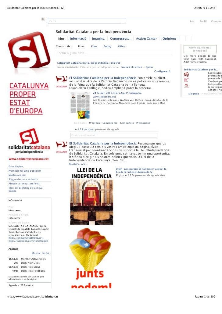 Solidaritat Catalana per la Independència (12)                                                                            ...