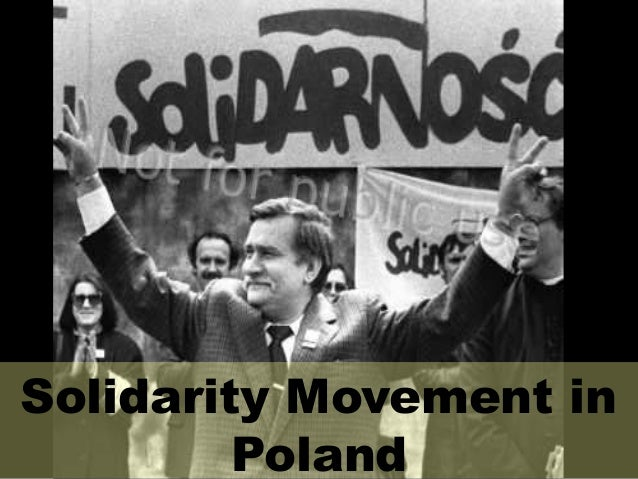 how did solidarity affect communist rule in poland