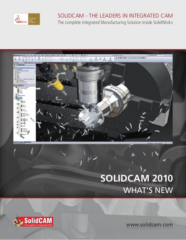Solid cam 2010 - tutorial English