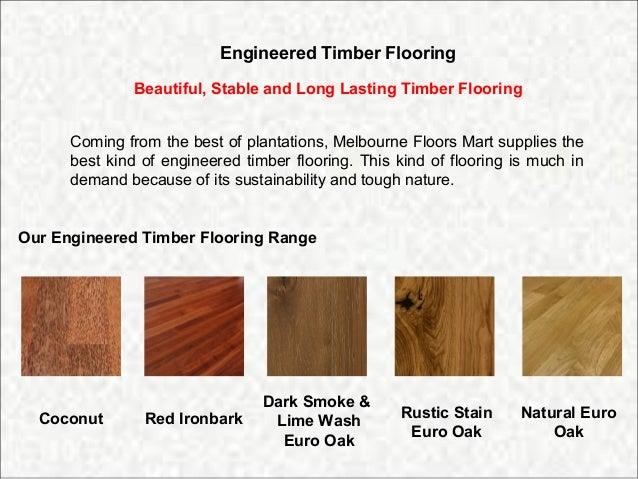 Solid Hardwood Flooring in Melbourne, Australia