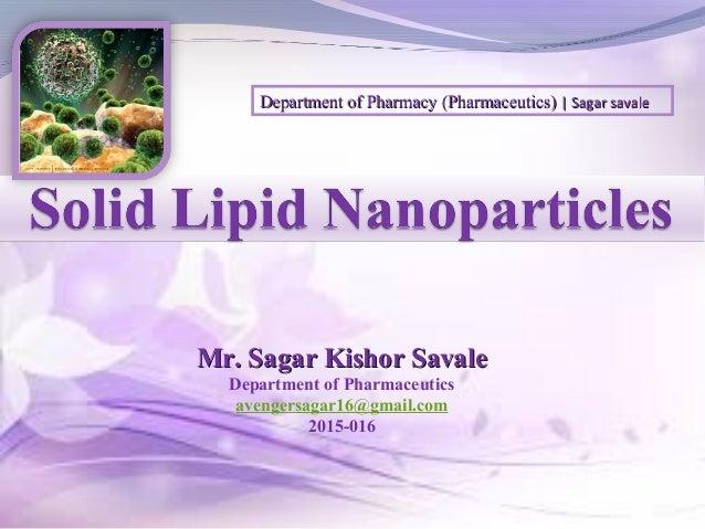 Department of Pharmacy (Pharmaceutics)Department of Pharmacy (Pharmaceutics) || Sagar savaleSagar savale Mr. Sagar Kishor ...
