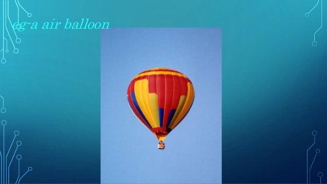 eg-a air balloon