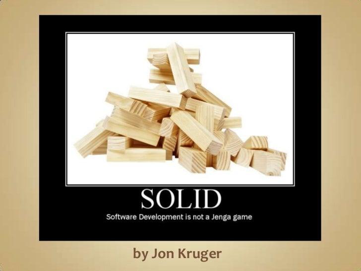 by Jon Kruger