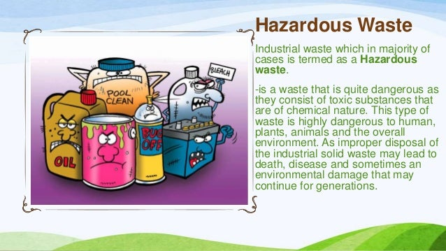the impacts of improper solid waste Solid waste management and health effects  this report investigates possible health effects due to improper disposal of waste and the awareness within a community the aim was also to investigate what is needed for a pro-  key words: solid waste management, health effects, in-depth interviews, pro-environmental behavior, kenya.