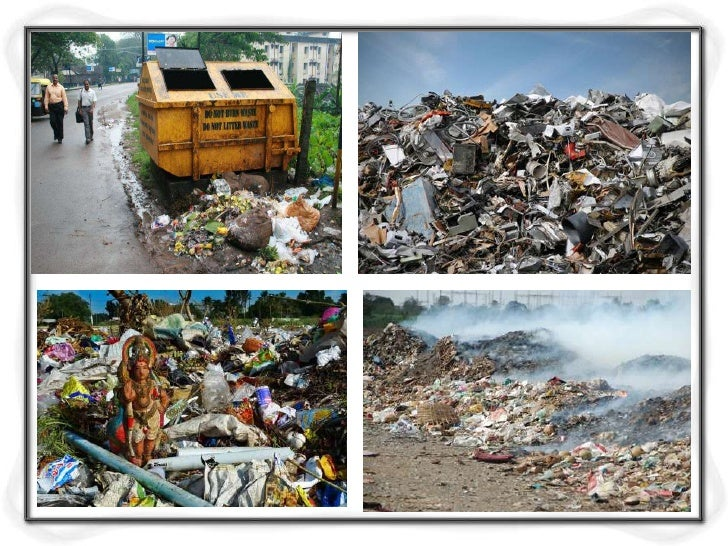 organic waste management in india pdf