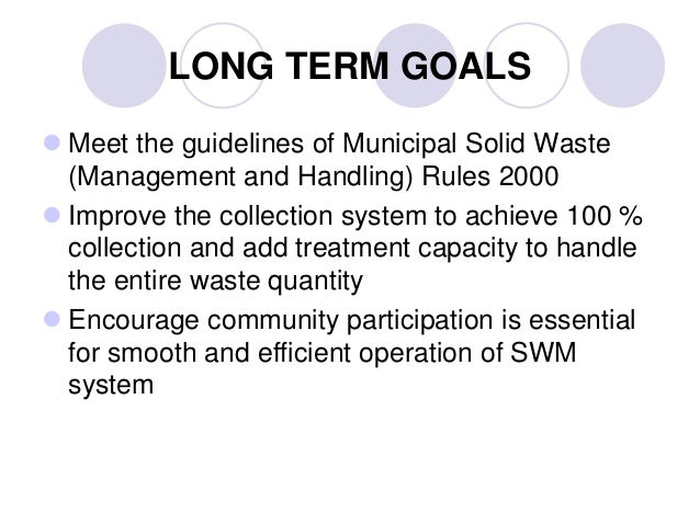 what are the challenges of managing reducing solid waste The solid waste challenge in developing  reduce and reuse  solid waste management in the world's cities.