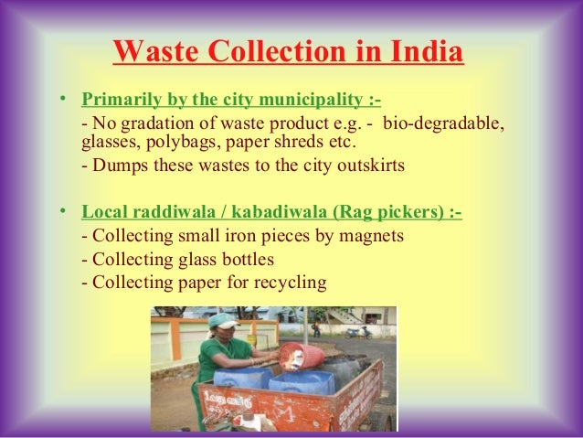 Waste Collection ... Nice Ideas