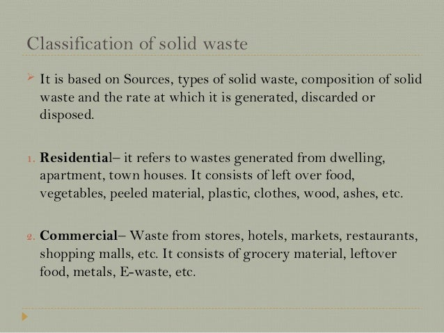 introduction to waste management Therefore, more efficient waste management can help lead to significant savings for the business depending on where the business is located and the waste management regulations in.
