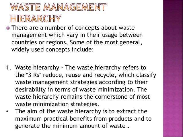 Solid waste management ppt – Waste Management Ppt