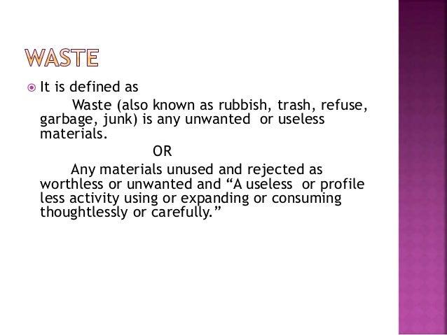 Solid waste management ppt Slide 3