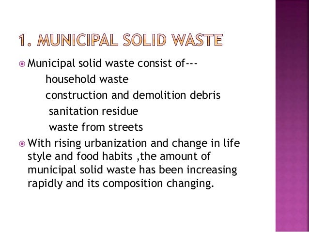 Biomedical Waste Or Hospital Waste As Infectious Waste; 8. Design
