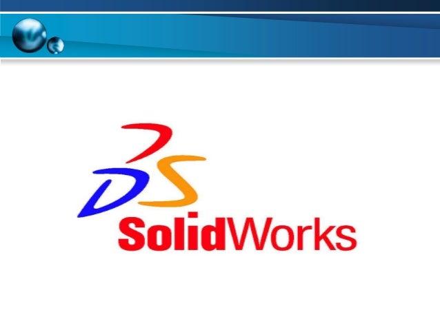 Solidworks تعريف عن برنامج  Slide 2