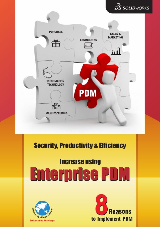 PURCHASE ENGINEERING  SALES & MARKETING  INFORMATION TECHNOLOGY  PDM MANUFACTURING  Security, Productivity & Efficiency In...
