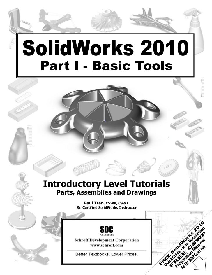 Solidworks 2010 Book Title