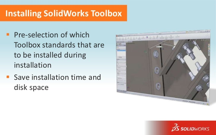 Solidworks Toolbox Missing