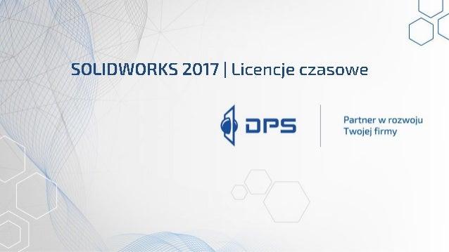 SOLIDWORKS licencja czasowa | Term License