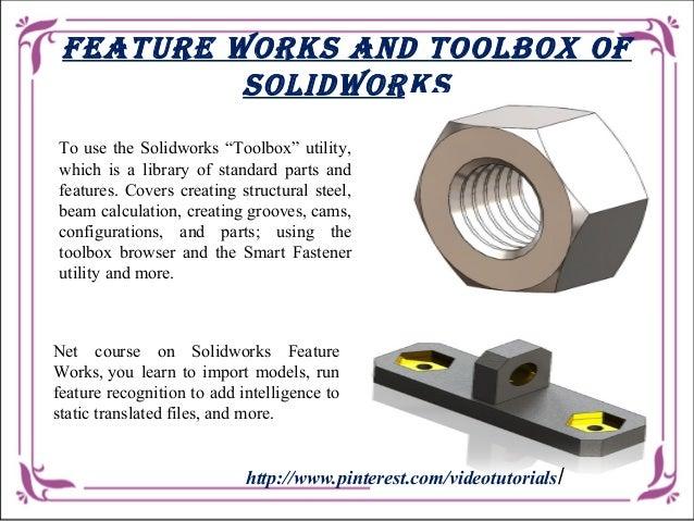 Solid works video tutorials