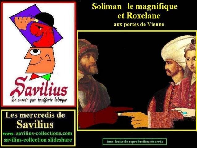 Soliman et Roxelane aux portes de Vienne