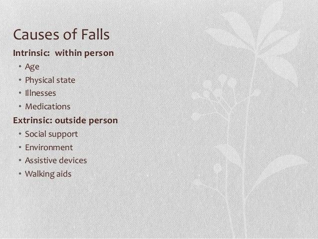 Determinants of Fall Risk and Injury in Hispanic Elderly