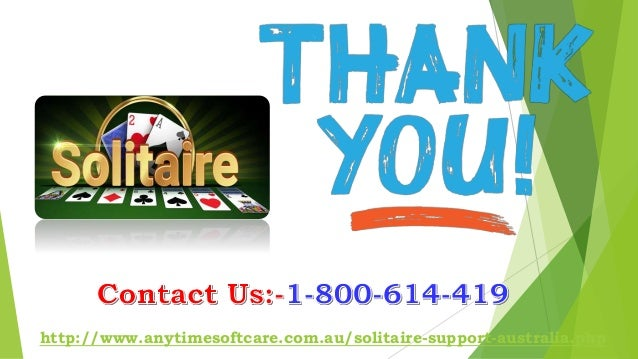 Use Solitaire 247 Active Service 1-800-614-419 To Resolve Queries