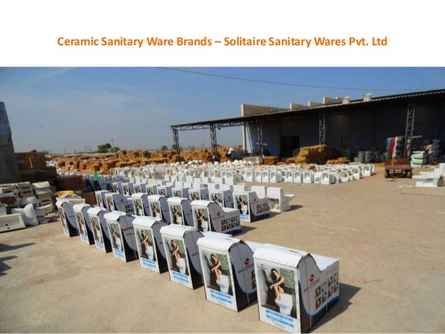 Ceramic Sanitary Ware Manufacturers In Morbi