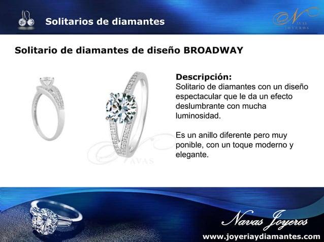 Solitarios de diamantes Anillo de compromiso ROSETA Descripción: Este anillo de compromiso con estilo vintage, se trata de...
