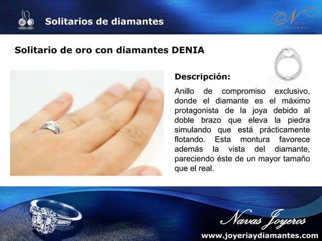 Solitarios de diamantes Anillo de compromiso con diamantes VENDÔME  Descripción: Este solitario de diamantes en baguette s...