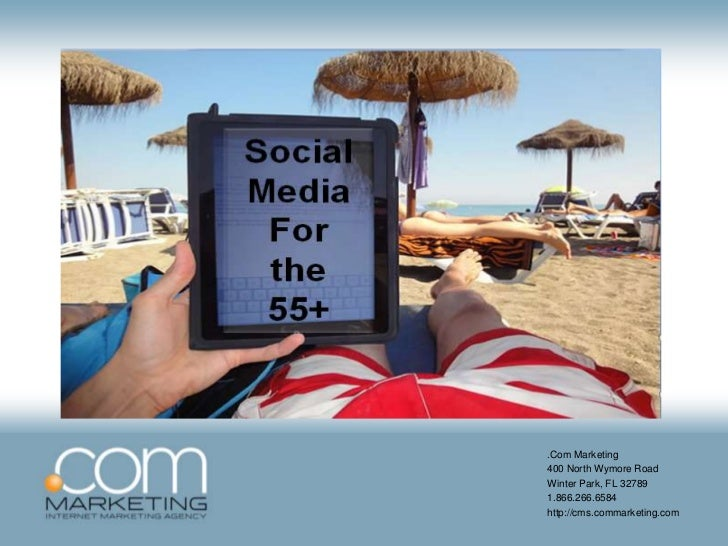 .Com Marketing<br />400 North Wymore Road<br />Winter Park, FL 32789<br />1.866.266.6584<br />http://cms.commarketing.com<...