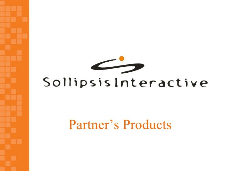 Partner's Products