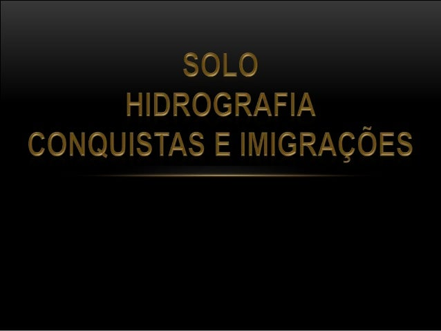 HIDROGRAFIA • A rede hidrográfica de Rondônia é representada pelo rio Madeira e seus afluentes, que formam oito bacias sig...